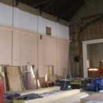 Hall and Stage Refurbishment at King Edward VII Memorial Hall