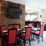 Re-design of interior layout at Turkuaz restaurant Newmarket