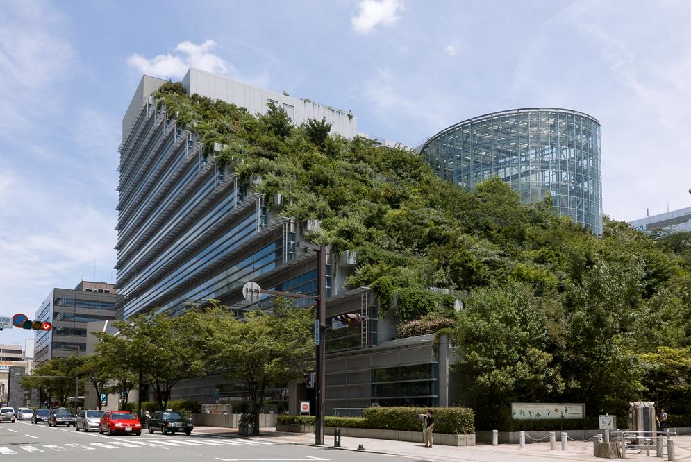 environment-friendly building