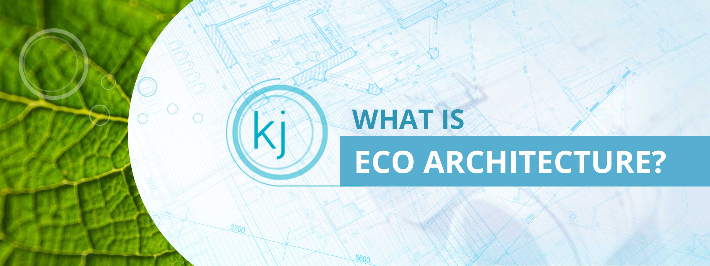 What is eco-architecture?