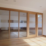 Think AV interior partition
