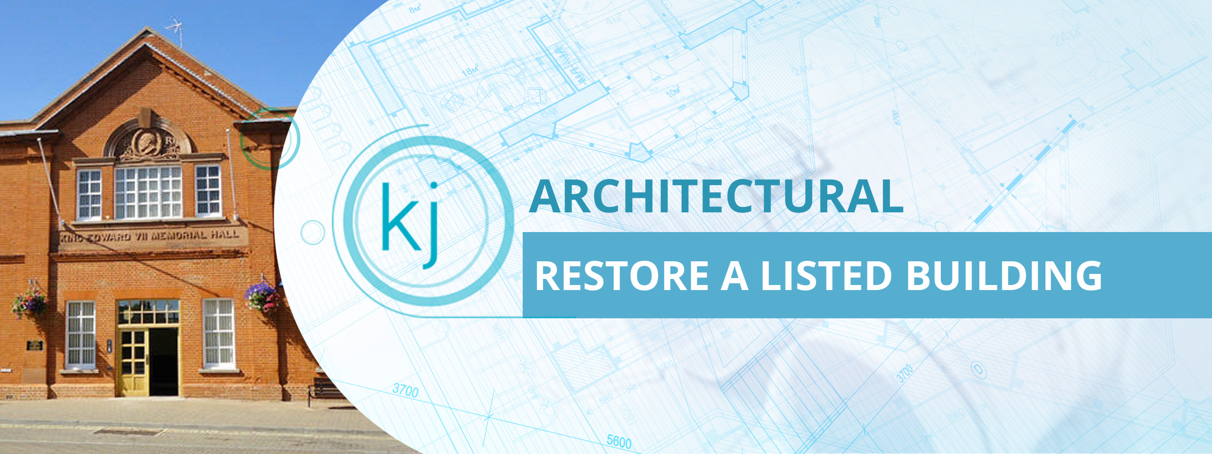 Restore a listed building