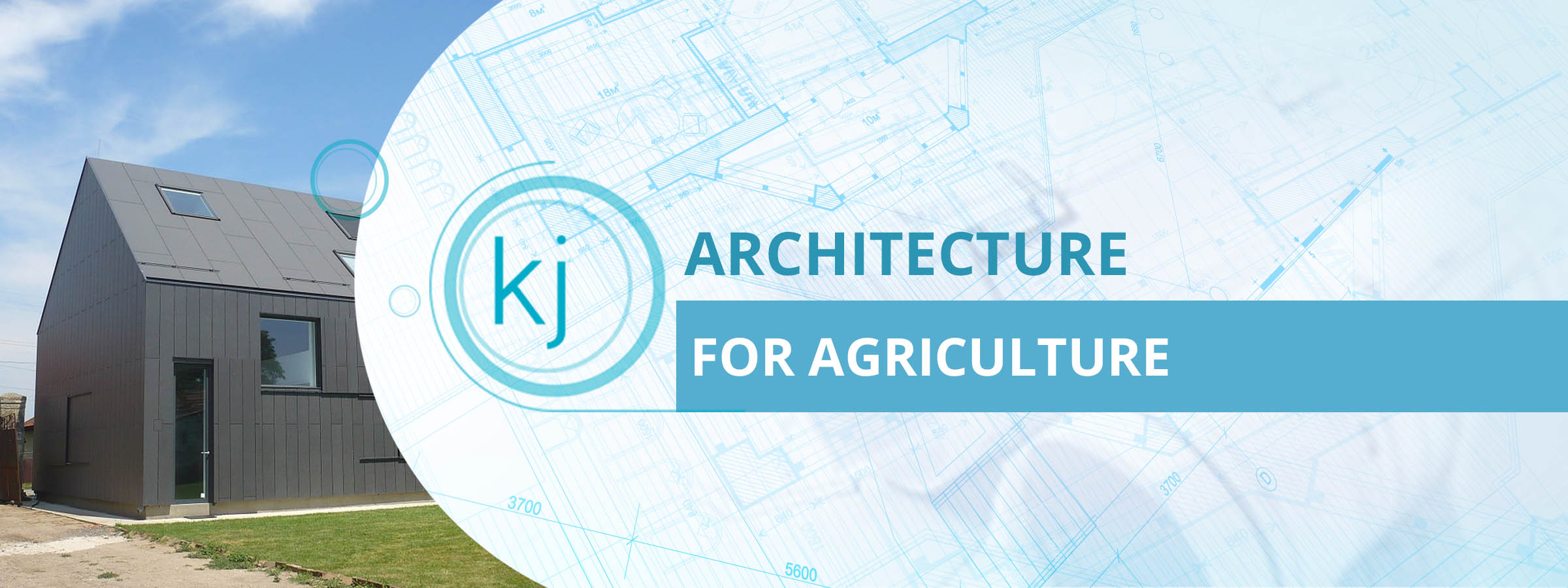 Architecture for argriculture