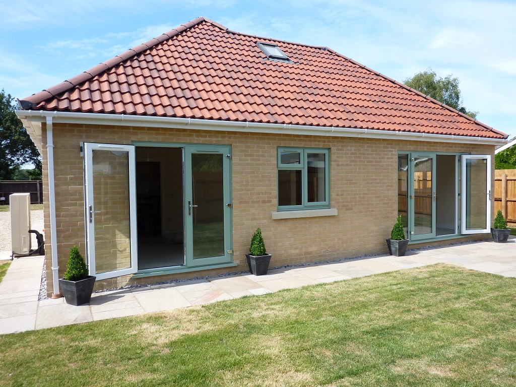 New Build - Barcham Road, Ely Cambridge